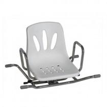 Cadeira banho giratória