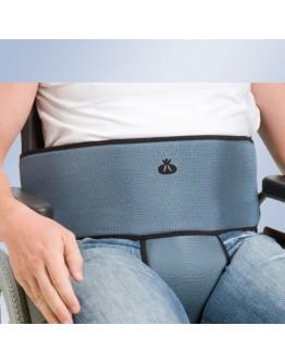 Arnês cinto abdominal com apoio perineal