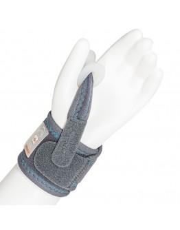 Suporte pediátrico para pulso com abdução do polegar