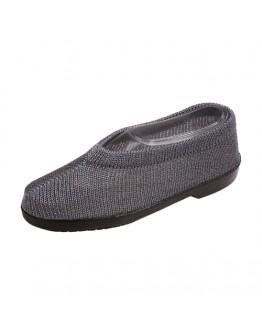 Sapato de malha