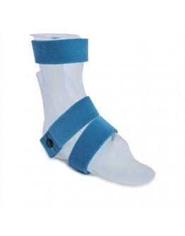 Suporte dinâmico fixo para tornozelo-pé pendente