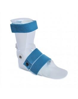 Suporte dinâmico articulado para tornozelo-pé pendente
