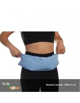 Almofada térmica lombar/dorsal