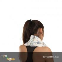 Almofada térmica cervical